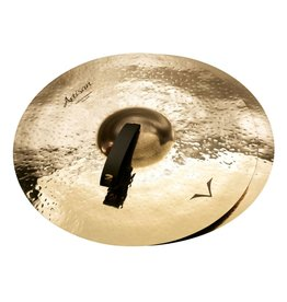 Sabian Sabian Artisan Traditional Symphonic X Dark Medium Crash Cymbals 20in