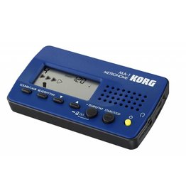 Korg Metronome KORG MA-1 blue and black