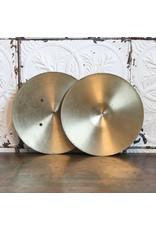 Zildjian Cymbales hi-hat usagées Zildjian A Quick Beat 14po