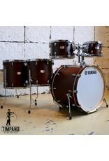 Yamaha Yamaha Tour Custom Chocolate Satin Drum Kit 22-10-12-14-16in