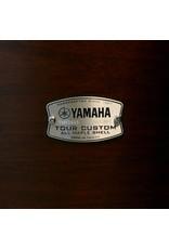 Yamaha Batterie Yamaha Tour Custom Chocolate Satin 22-10-12-14-16po