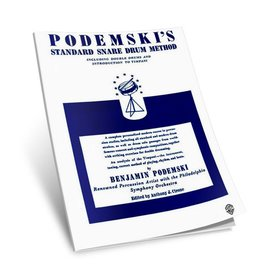 Alfred Music Podemski's Standard Snare Drum Method