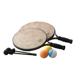 """Remo Remo Paddle Drum Skyndeep 8"""" & 10''"""