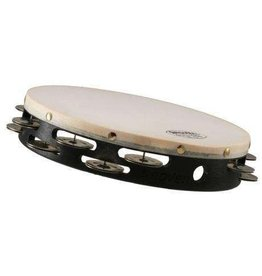 """Grover Grover German Silver Tambourine 8"""""""