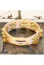 Ron Vaughn Ron Vaughn Maple/Copper Tambourine 8in