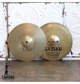 Sabian Used Sabian AA Fusion Hi-hat Cymbals 13in