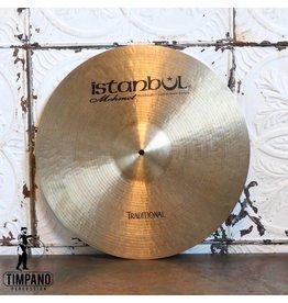 Istanbul Mehmet Used Istanbul Mehmet Traditional Custom Dry Ride Cymbal 20in