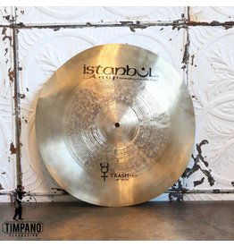 Istanbul Agop Istanbul Agop Traditional Trash Hit 18in