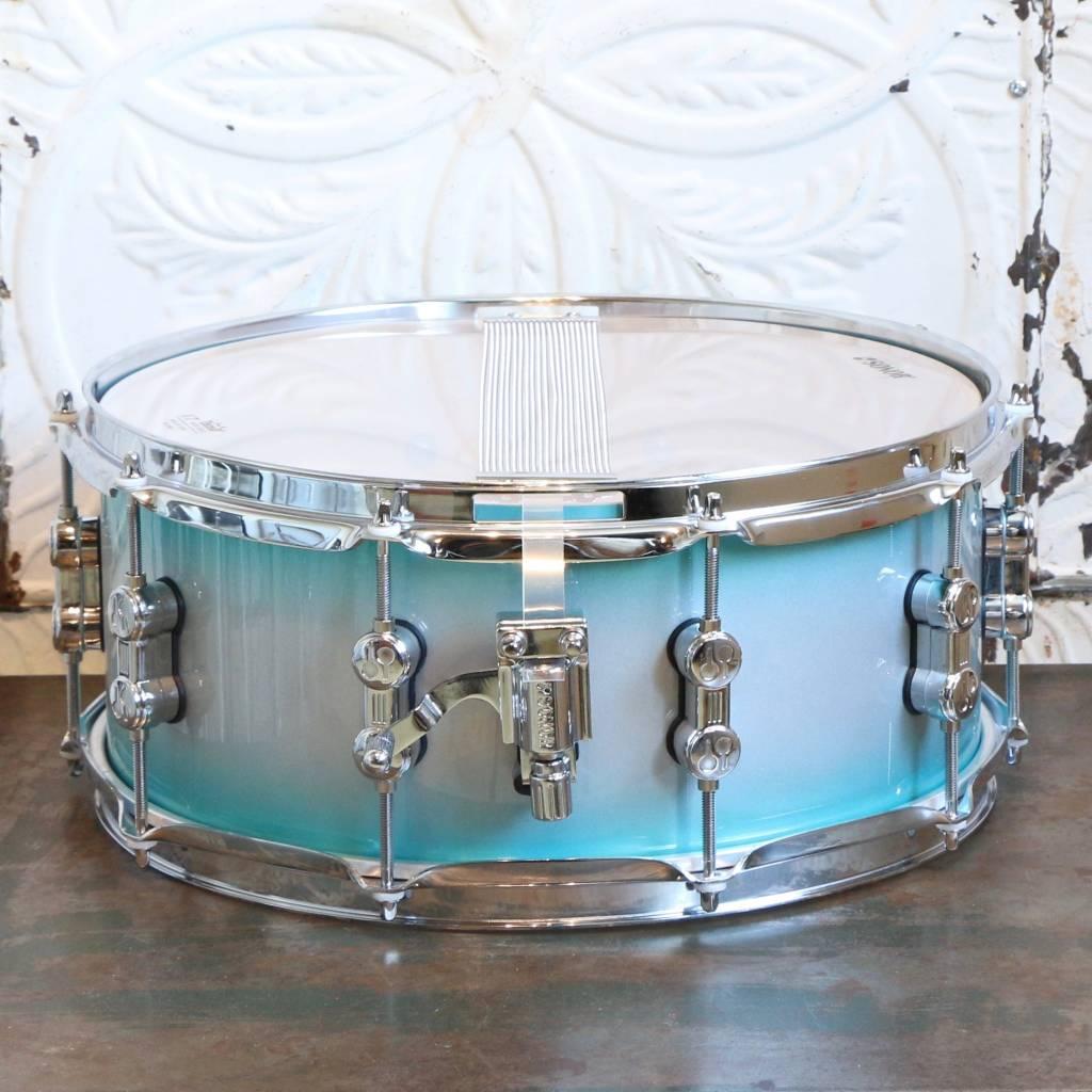 Sonor Caisse claire Sonor AQ2 Aqua Silver Burst 14X6po
