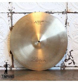 Zildjian Cymbale ride usagée Zildjian A Medium 20po