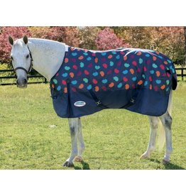 WEATHERBEETA WeatherBeeta Comfitec Pony Turnout-Hedgehog Print