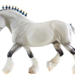 BREYER Shire Breyer Model Horse