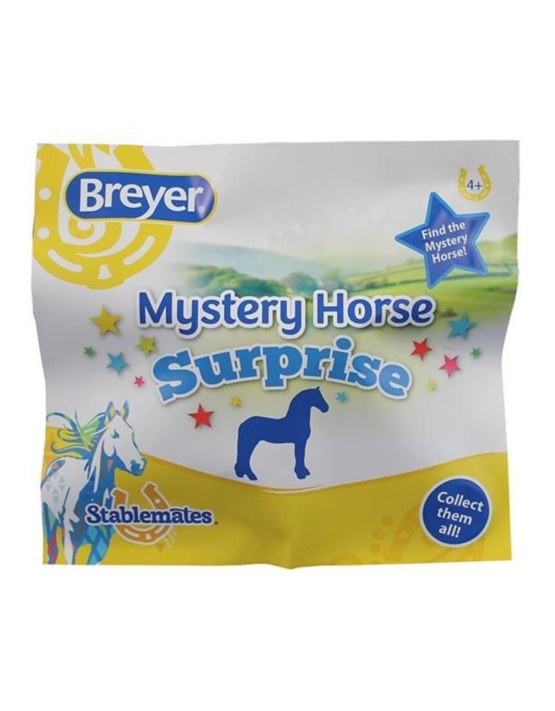 BREYER Mystery Horse Surprise Asst