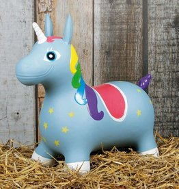Unicorn Bouncy Toy