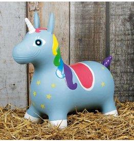 Unicorn Bouncy Toy