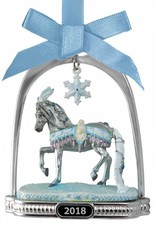 BREYER Celestine- 2018 Stirrup Ornament