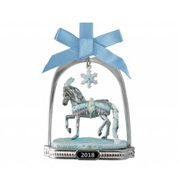 BREYER Celestine- 2018 Stirrup Ornament