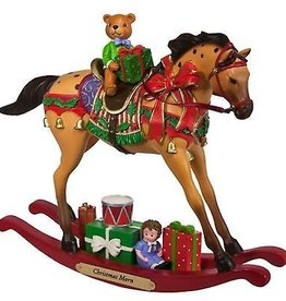 Trail of Painted Ponies Christmas Morn Figurine- Winter 2017