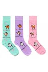 OVATION Kids' Ovation Pony Power Socks O/S