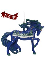 TRAIL OF PAINTED PONIES PP White Christmas Ornament