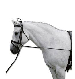 WALDHAUSEN Neck Stretcher Horse size - Black