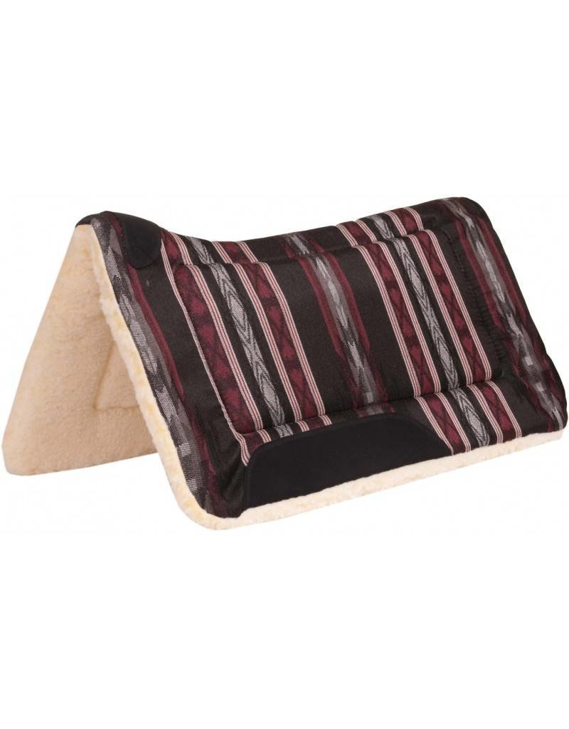 Contoured Herculon Saddle Pad