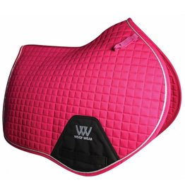 Woof Wear Colour Fusion Saddle Pad-Full