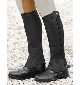 Can-Pro Child's Suede Half Chaps