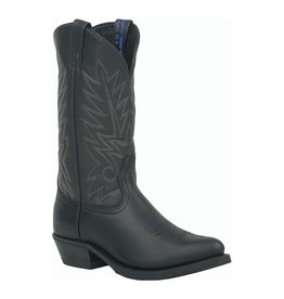 CANADA WEST Canada West Men's Pointed Toe Boot Black Loggertan