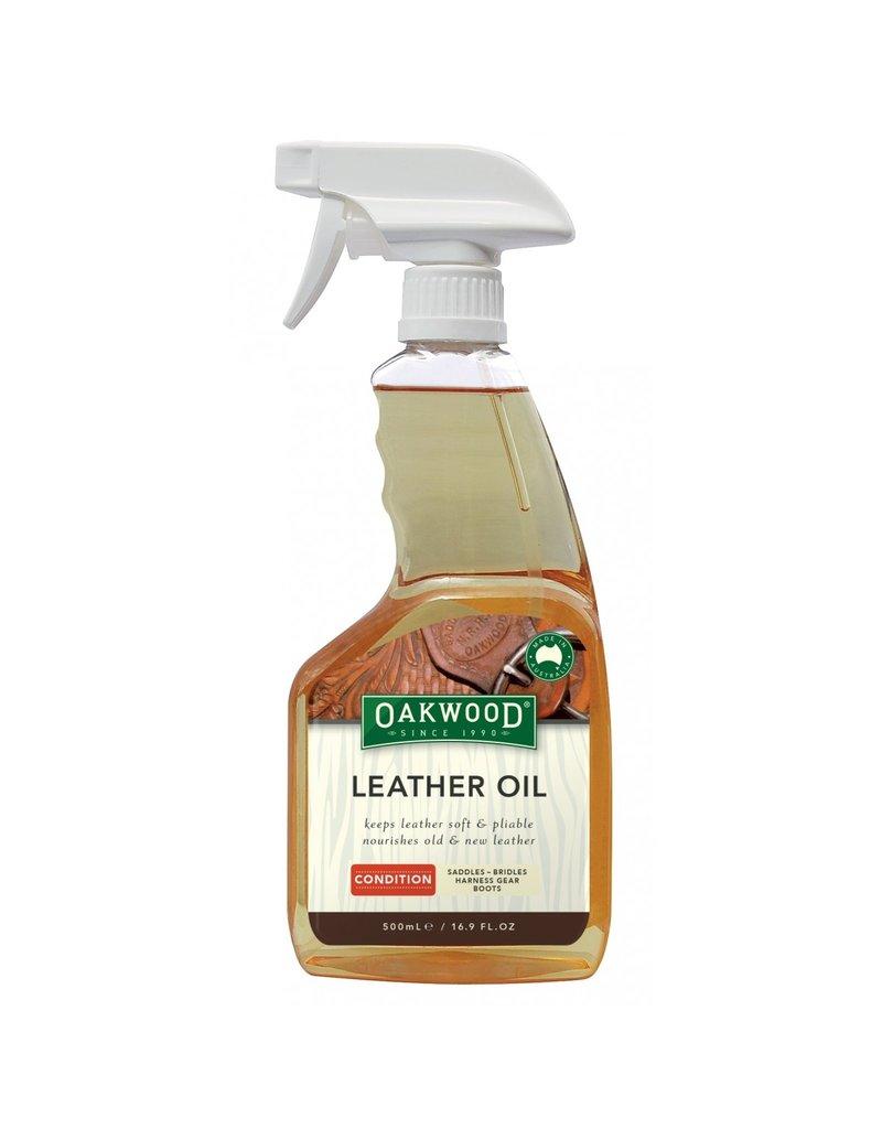 OAKWOOD Oakwood Leather Oil