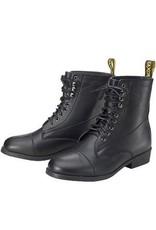 SAXON Childs Saxon Lace up Paddock Boots