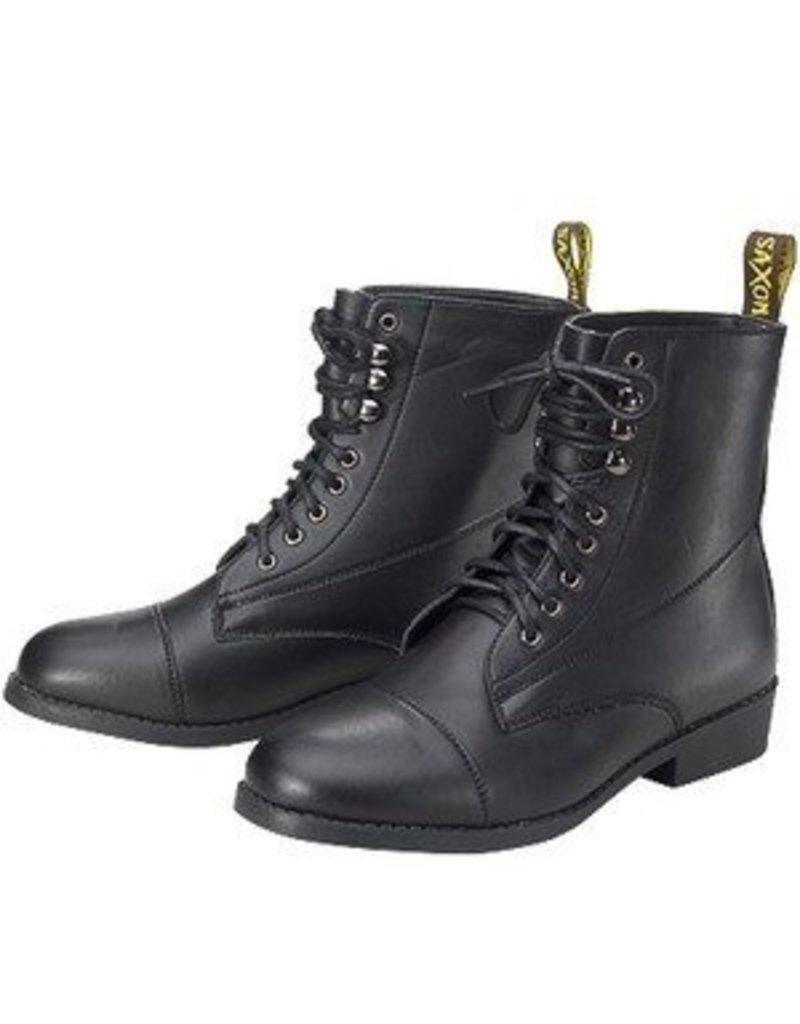 Childs Saxon Lace up Paddock Boots