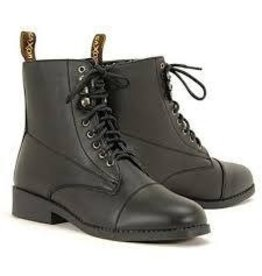 SAXON Ladies Saxon Lace up Paddock Boot