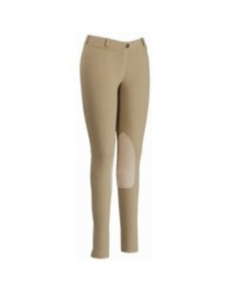 TUFFRIDER Ladies Tuff Rider Pull on Breeches