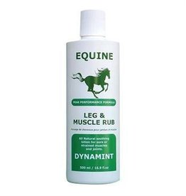 Equine Dynamint Leg and Muscle Rub