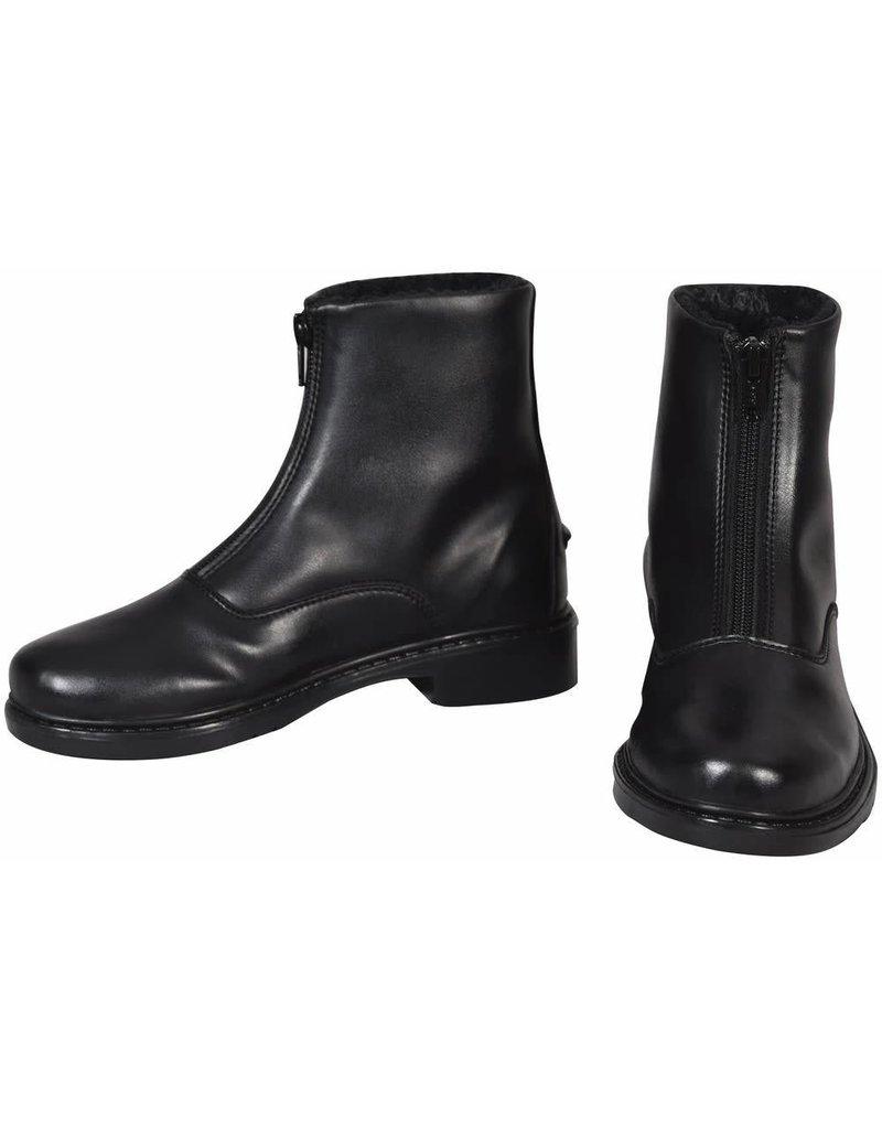 TUFFRIDER TuffRider Childrens' Fleece Paddock Boot Black