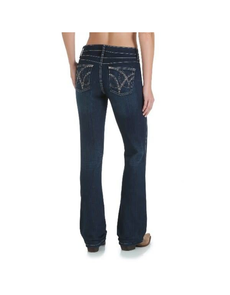 WRANGLER Wrangler Q Baby Denim Dark Wash