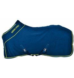 HANSBO SPORT HANSBO Sport IC Fleece Cooler Standard Neck - Blue
