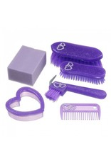JT INTERNATIONAL 6 Piece Junior Grooming Kit