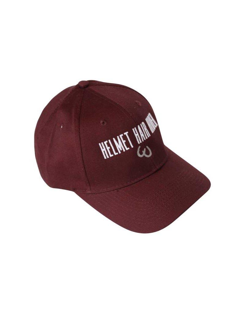 SPICED EQUESTRIAN Helmet Hair Hider Hat