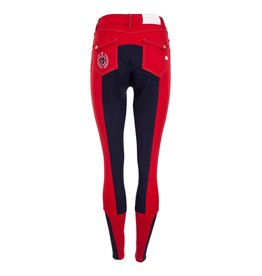 BR EQUESTRIAN BR Ladies' Evita Full Seat Breech