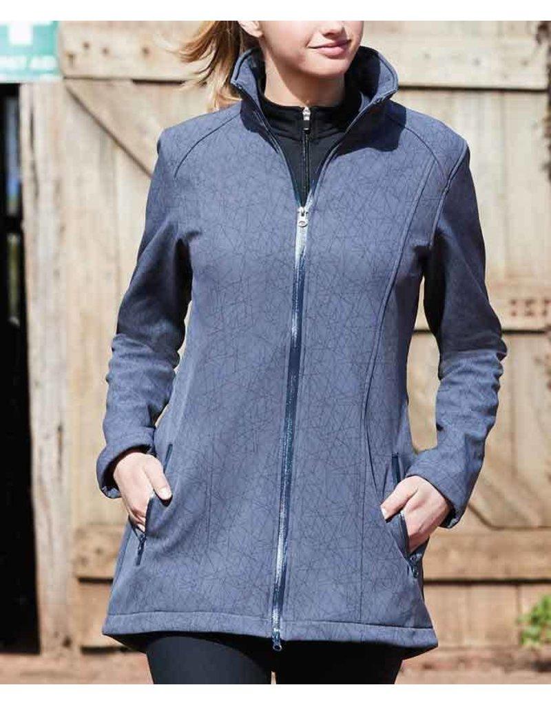 DUBLIN Dublin Hannah Trench Coat - Grey