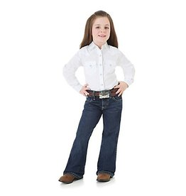 WRANGLER Wrangler Girl's Denim Dark Wash