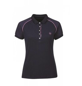 DUBLIN Dublin Keller Short Sleeve Polo- Navy