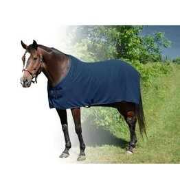 CAVALIER Performance Fleece Sheet- Black/Silver