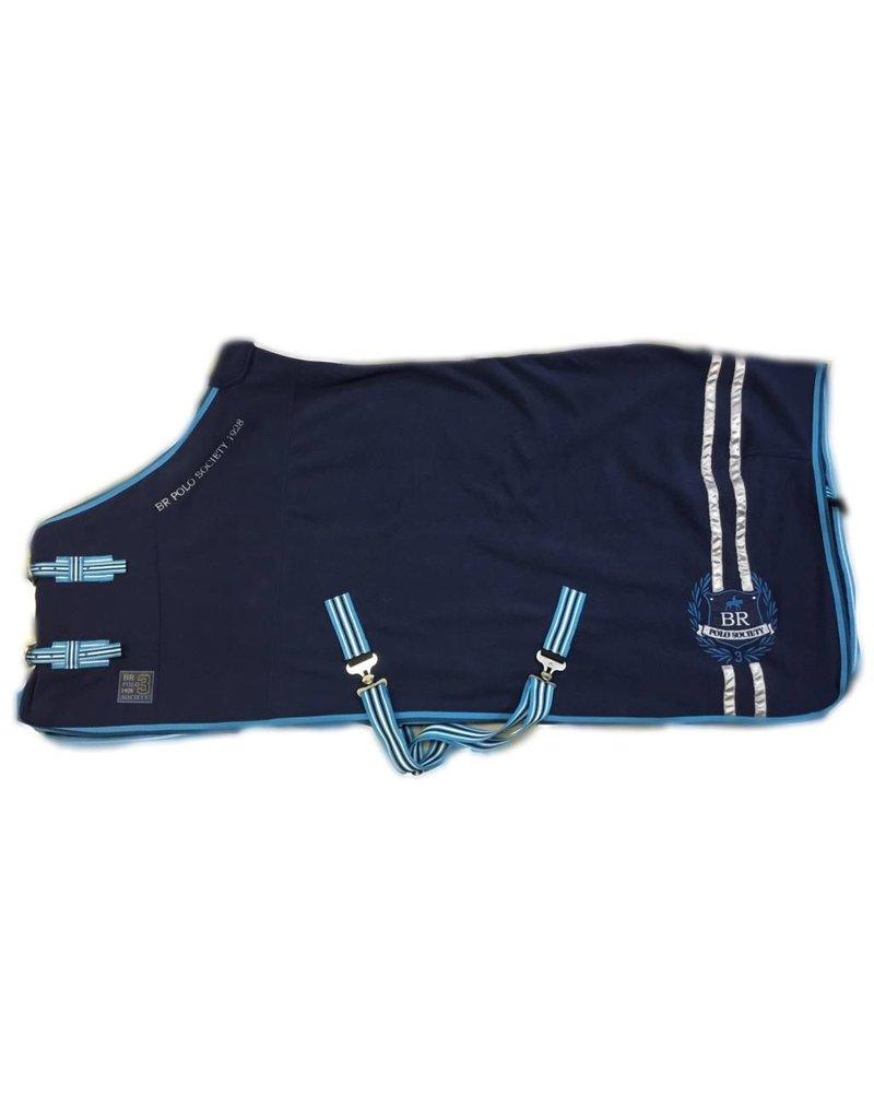 BR EQUESTRIAN BR Polo Society Peurta Fleece Cooler