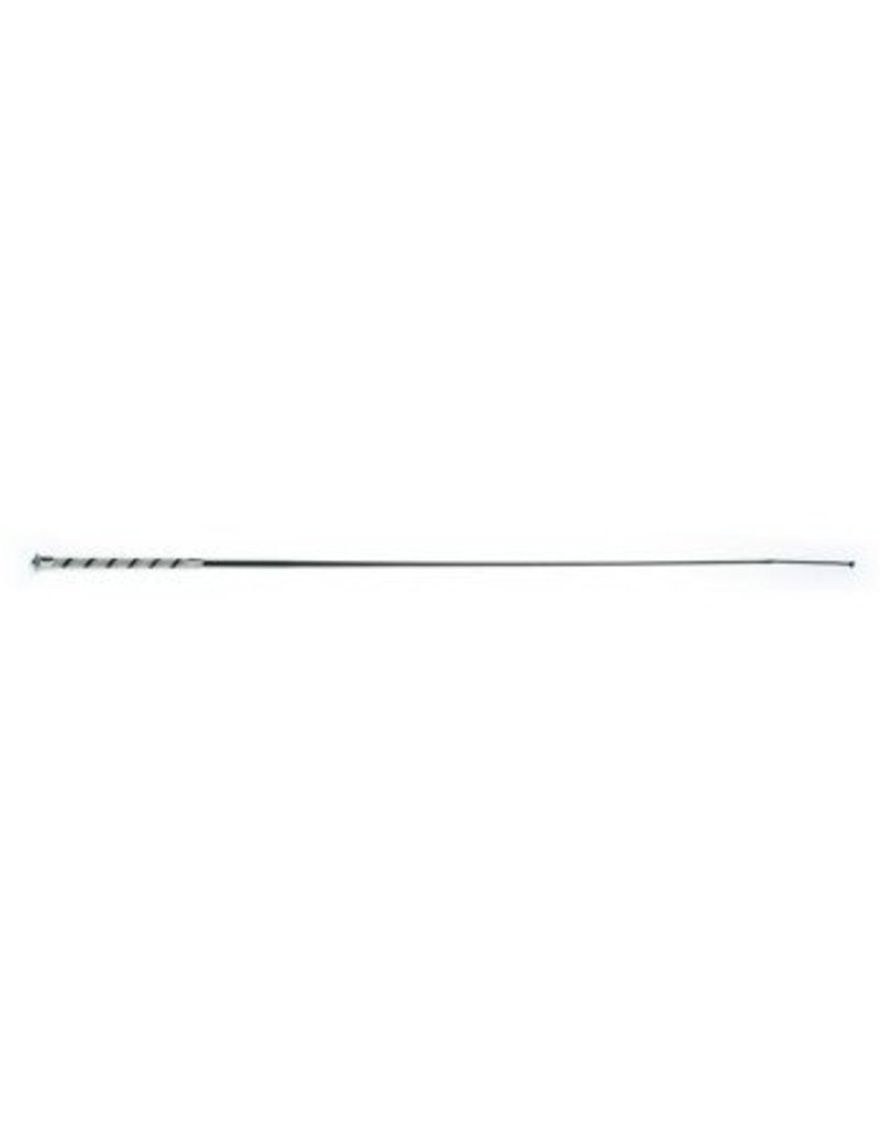 Picador Rubber Grip Dressage Whip 44.5""