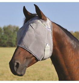 CASHEL Cashel Fly Mask - Standard Grey
