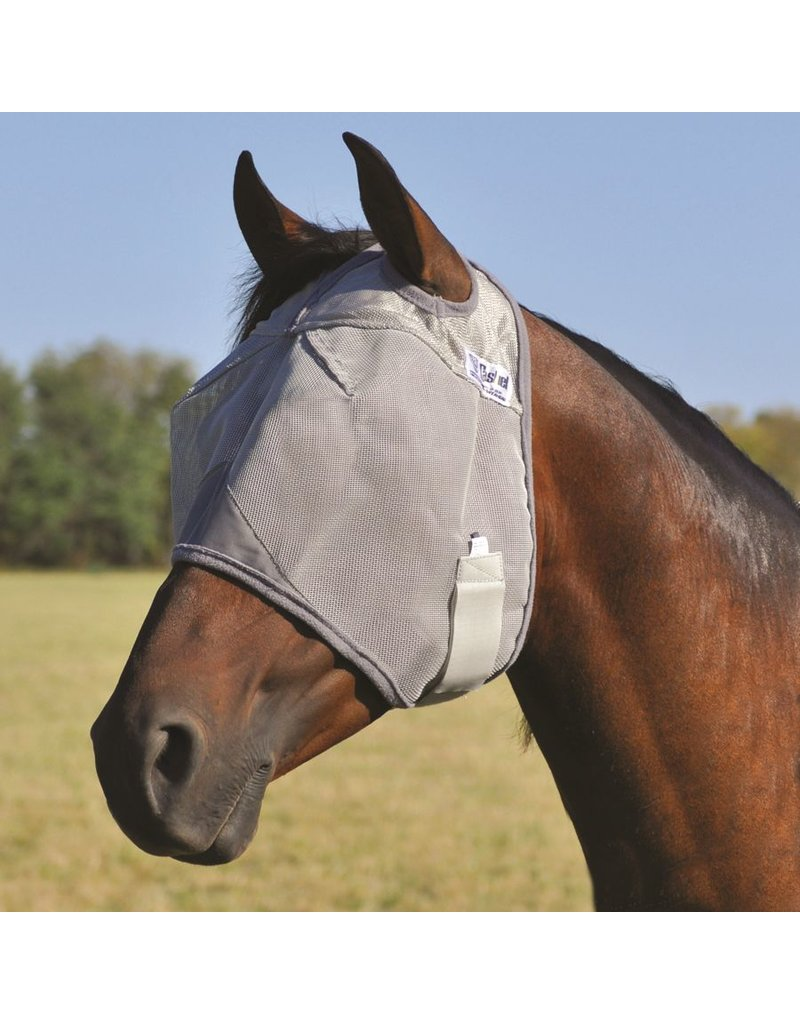 CASHEL Cashel Fly Mask Standard Grey