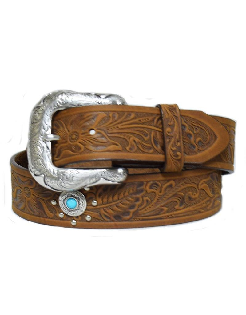 Justin Boot Squaw Creek Ladies' Belt - Brown